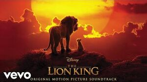 "Billy Eichner, Seth Rogen - The Lion Sleeps Tonight (From ""The Lion King"" Audio Only)"
