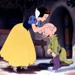 Blanche-Neige et <a href=