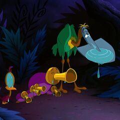 Créatures de la Forêts de Tulgey