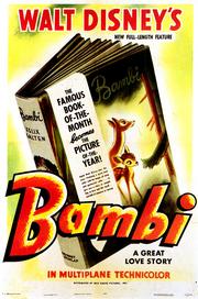 Bambiafficheoriginale