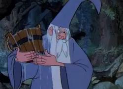 Merlin-personnalité