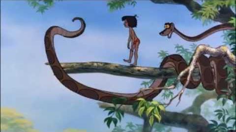 Le livre de la jungle, Aie confiance