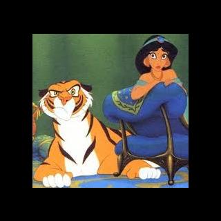 Rajah et Jasmine