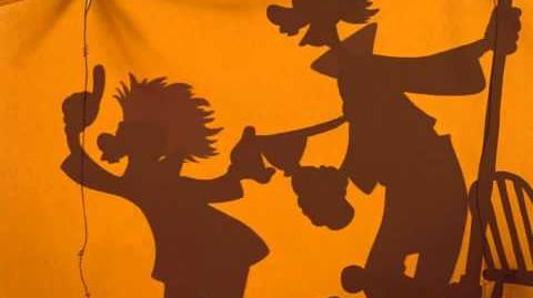 Dumbo La Chanson des Clowns HD