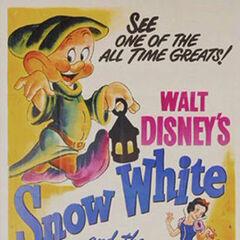 Affiche américaine de 1952.