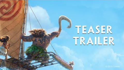 Moana - Trailer VO