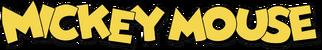 Mickey Mouse (série cinématographique, logo)