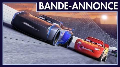 Cars 3 - Bande-annonce officielle