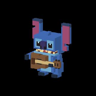 Stitch<br />ukulélé