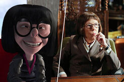 Edna mode linda hunt