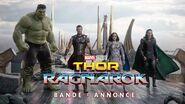 Thor Ragnarok - Nouvelle bande-annonce (VF)