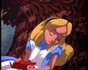 Alice endormie
