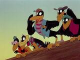 Les Corbeaux (Dumbo)