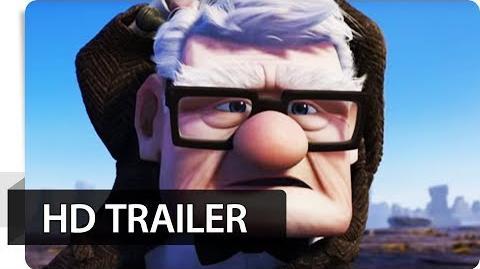Là-haut - Trailer allemand