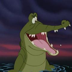Le Crocodile cherche Crochet