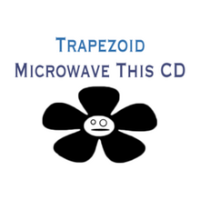 Microwave this cd cover