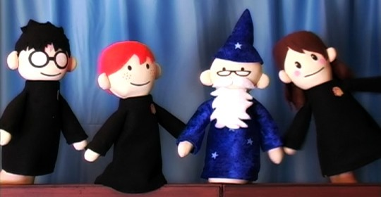 Potter puppet pals emmys christmas gift