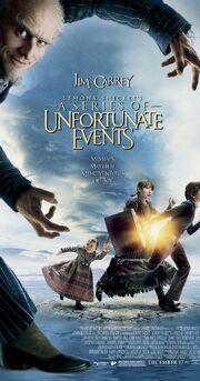 A Series of Unfortunate Events pelicula