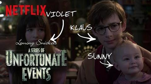 A Series of Unfortunate Events The Facts HD Netflix