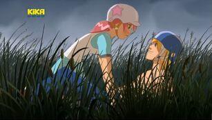 Anna und Nico
