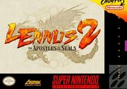 Lennus 2 Box Art