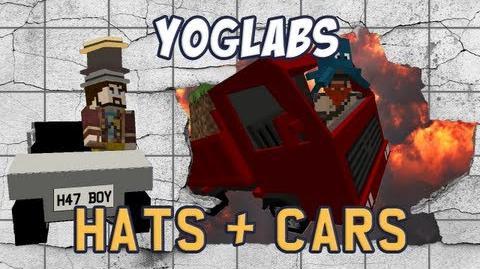 Minecraft Mod - Hats Mod - YogLabs