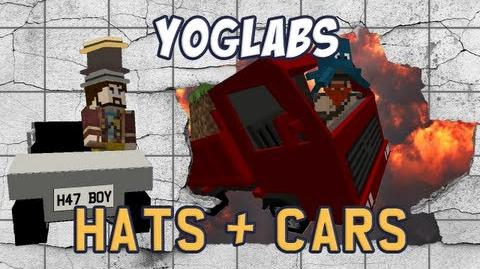 Minecraft Mod - Hats Mod - YogLabs