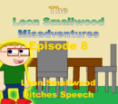 Leon Smallwood Ditches Speech