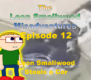 Leon Smallwood Steals a Car