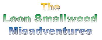 THE LEON SMALLWOOD MISADVENTURES LOGO TRANS