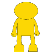 GOLD YELLOW GUY NEW BACK SPRITE 1 TRANS