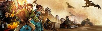 Leonardo Game Banner