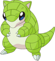 027 Sandshrew Shiny