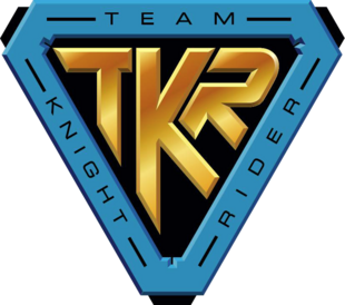 Team Knight Rider Logo