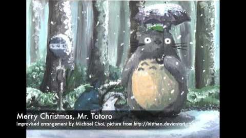 Merry Christmas, Mr. Totoro