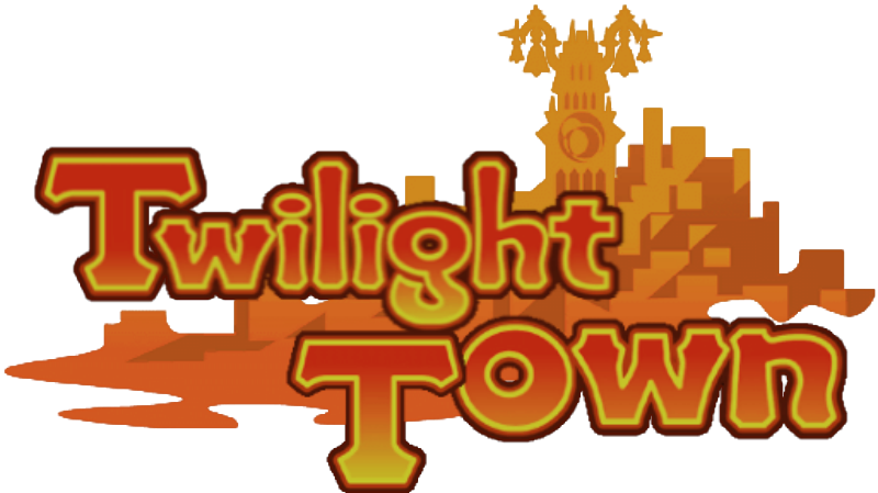 Image result for twilight town logo