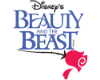Disney Beauty and the Beast Logo2 IMVU
