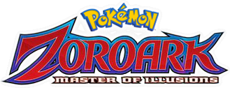 pokemon zoroark master of illusions cast