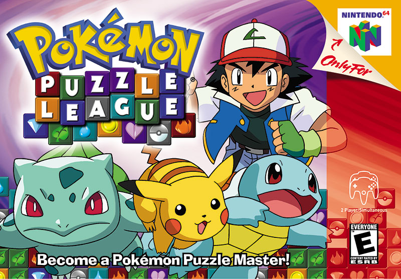 Pokémon Puzzle League | LeonhartIMVU Wiki | FANDOM powered by Wikia