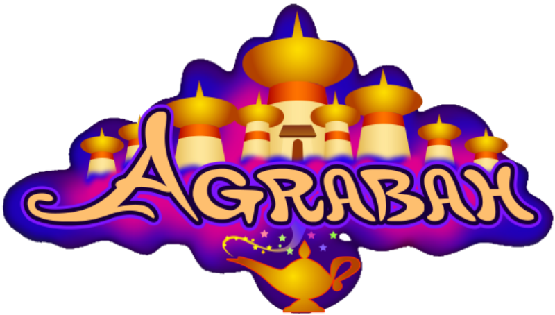 Image result for agrabah logo