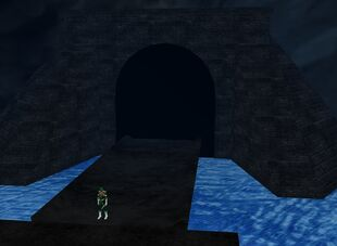 Cave Tunnel