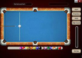 Billiards Flash