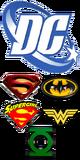 DC Hero Logos