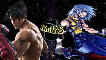 Jin vs Riku