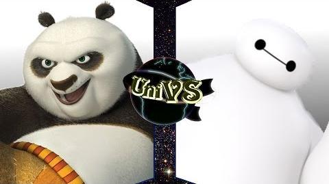 UniVS - Po VS Baymax