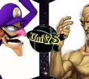 Waluigi vs Oro