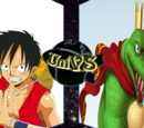 Monkey D. Luffy vs King K. Rool