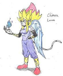 Lenora (Chimera Form)