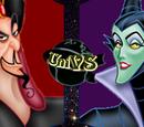 Jafar vs Maleficent