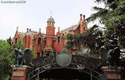 Haunted Mansion tokyo